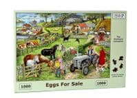 Eggs For Sale 1000 Piece|House of Puzzles
